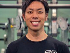 パーソナルトレーニングジムROUTE363星ヶ丘店、店長紹介